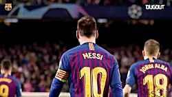 5 گل برتر مسی در لیگ قهرمانان اروپا سایت 4s3.ir