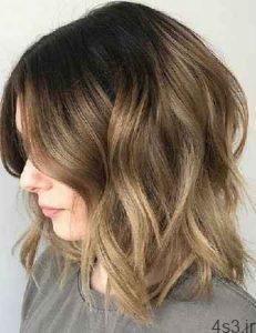 20 رنگ موی جدید مناسب آمبره موی کوتاه سایت 4s3.ir