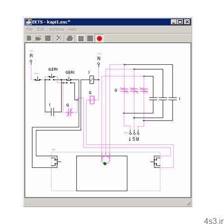 دانلود Electrical Control Techniques Simulator (EKTS) v1.0.3 - نرم افزار شبیه سازی سیستم های الکترومکانیکی سایت 4s3.ir