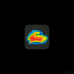 MyRadar Weather Radar Pro 7.6.4 دانلود برنامه هواشناسی دقیق اندروید سایت 4s3.ir