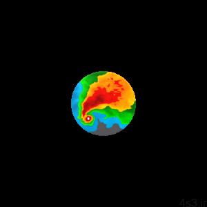 دانلود NOAA Weather Radar Live & Alerts Pro 1.32.1 برنامه هواشناسی اندروید سایت 4s3.ir
