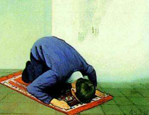 کدام نماز است که پذیرفته نمی شود؟ سایت 4s3.ir