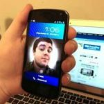 بازكردن قفل تلفن هوشمند با چشمك زدن سایت 4s3.ir