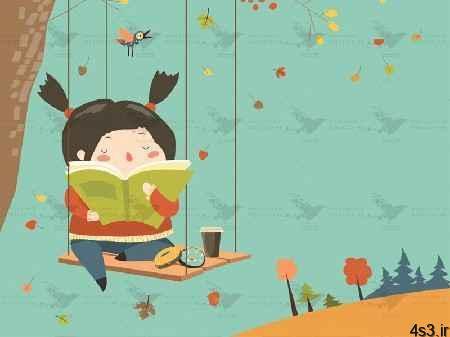 تصویر سازی کتاب کودک سایت 4s3.ir