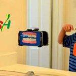 ساخت مسواک هوشمند برای سلامت دهان و دندان کودکان+ تصاویر سایت 4s3.ir