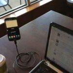 شارژ گوشی بدون نیاز به سیم سایت 4s3.ir
