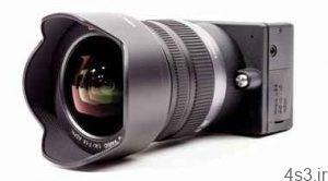 عرضه کوچکترین دوربین جهان با قابلیت گرفتن تصاویر هوایی سایت 4s3.ir