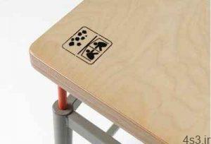 میز ضد زلزله مدارس هم اختراع شد !+ عکس سایت 4s3.ir