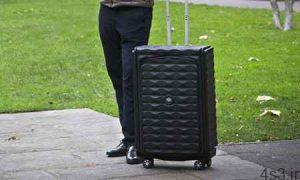 نخستین چمدان هوشمند جهان عرضه شد سایت 4s3.ir