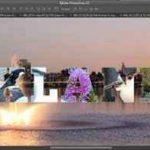 چگونه یک عکس را درون یک نوشته فیکس کنیم سایت 4s3.ir