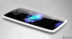 گوشی جدید با قابلیت شناسایی مسیر حرکت چشم روی نمایشگر سایت 4s3.ir