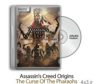 Assassins Creed Origins The Curse Of The Pharaohs بازی کیش یک آدمکش ریشه ها نفرین فراعنه 300x273 - دانلود Assassin's Creed Origins: The Curse Of The Pharaohs - بازی کیش یک آدمکش ریشه ها: نفرین فراعنه