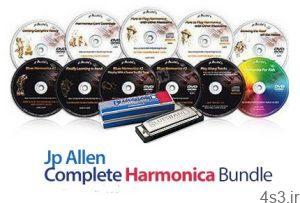 JP Allen Complete Harmonica Bundle آموزش سازدهنی 300x203 - دانلود JP Allen - Complete Harmonica Bundle - آموزش سازدهنی