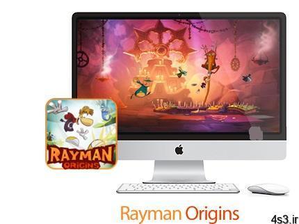 Rayman Origins v1.0.1 MacOSX بازی ریمن برای مک - دانلود Rayman Origins v1.0.1 MacOSX - بازی ریمن برای مک