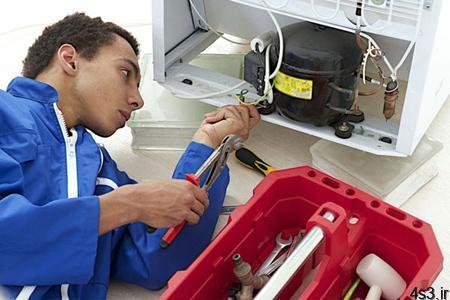 آب دادن یخچال 1 - دلایل آب دادن یخچال