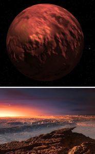 earth3 like planets1 185x300 - ۱۰ سیاره ای که دقیقاً مثل زمین کشف شده اند