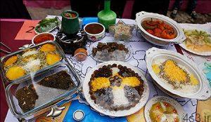 hamedan food02 1 300x174 - آشنایی با غذاهای سنتی همدان