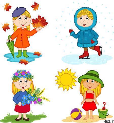 poetry season children 22 - شعر آموزش فصل ها به کودکان