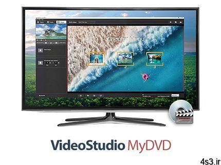 Corel VideoStudio MyDVD v3.0.122.0 نرم افزار ساخت دی وی دی های حرفه ای - دانلود Corel VideoStudio MyDVD v3.0.122.0 - نرم افزار ساخت دی وی دی های حرفه ای