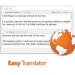 Easy Translator v15.3.0 نرم افزار ترجمه آسان و سریع متون به زبان های مختلف 150x150 - دانلود Easy Translator v15.3.0 - نرم افزار ترجمه آسان و سریع متون به زبان های مختلف