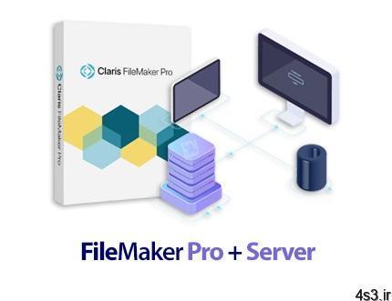 FileMaker Pro v19.0.1.116 Server v19.0.1.103 x64 نرم افزار ایجاد و مدیریت پایگاه داده - دانلود FileMaker Pro v19.0.1.116 + Server v19.0.1.103 x64 - نرم افزار ایجاد و مدیریت پایگاه داده