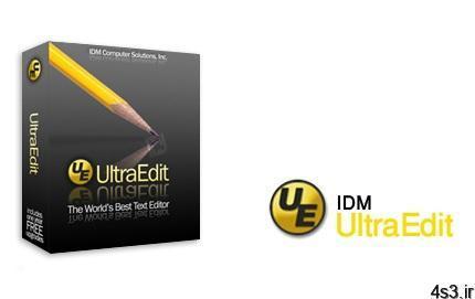 IDM UltraEdit v27.00.0.22 x86x64 نرم افزار ویرایشگر متن و نوشتن انواع فایل های متنی و برنامه نویسی - دانلود IDM UltraEdit v27.00.0.22 x86/x64 - نرم افزار ویرایشگر متن و نوشتن انواع فایل های متنی و برنامه نویسی