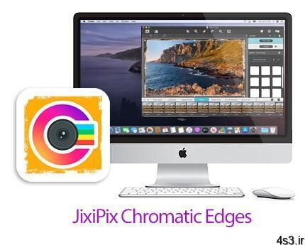 JixiPix Chromatic Edges v1.0.13 MacOSX نرم افزار اضافه کردن فریم به تصاویر برای مک - دانلود JixiPix Chromatic Edges v1.0.13 MacOSX - نرم افزار اضافه کردن فریم به تصاویر برای مک