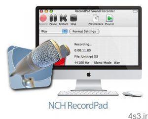 NCH RecordPad v9.00 MacOSX نرم افزار ضبط صدا برای مک 1 300x241 - دانلود NCH RecordPad v9.00 MacOSX - نرم افزار ضبط صدا برای مک