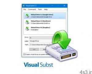 NTWind Visual Subst v3.6 نرم افزار ایجاد درایو مجازی از پوشه های سیستم یا فضا های ابری 300x242 - دانلود NTWind Visual Subst v3.6 - نرم افزار ایجاد درایو مجازی از پوشه های سیستم یا فضا های ابری