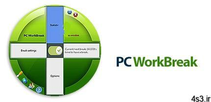 PC WorkBreak v9.0 Build 032 نرم افزار یادآوری زمان استراحت هنگام کار با کامپیوتر - دانلود PC WorkBreak v9.0 Build 032 - نرم افزار یادآوری زمان استراحت هنگام کار با کامپیوتر