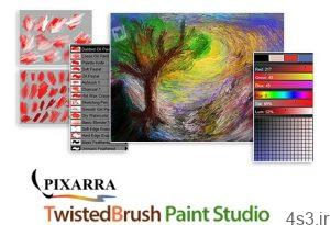 Pixarra TwistedBrush Paint Studio v3.03 نرم افزار نقاشی با براش های متنوع 300x205 - دانلود Pixarra TwistedBrush Paint Studio v3.03 - نرم افزار نقاشی با براش های متنوع