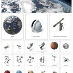 PixelSquid Space Collection مجموعه تصاویر لایه باز فضا، فضانورد، ماهواره، موشک، تلسکوپ و ... 150x150 - دانلود PixelSquid Space Collection - مجموعه تصاویر لایه باز فضا، فضانورد، ماهواره، موشک، تلسکوپ و ...