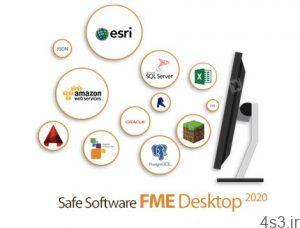 Safe Software FME Desktop v2020.0.20200 x86x64 نرم افزار استخراج، پالایش و بارگذاری دادهها از منابع مختلف 300x228 - دانلود Safe Software FME Desktop v2020.0.20200 x86/x64 - نرم افزار استخراج، پالایش و بارگذاری دادهها از منابع مختلف
