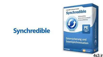 Synchredible Professional Edition v6.001 نرم افزار همزمانسازی پوشه ها و فایل ها - دانلود Synchredible Professional Edition v6.001 - نرم افزار همزمانسازی پوشه ها و فایل ها