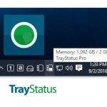 TrayStatus Pro v4.3 نرم افزار نمایش وضعیت صفحه کلید و عملکرد سیستم 150x150 - دانلود TrayStatus Pro v4.3 - نرم افزار نمایش وضعیت صفحه کلید و عملکرد سیستم