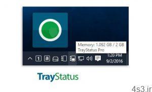 TrayStatus Pro v4.3 نرم افزار نمایش وضعیت صفحه کلید و عملکرد سیستم 300x183 - دانلود TrayStatus Pro v4.3 - نرم افزار نمایش وضعیت صفحه کلید و عملکرد سیستم