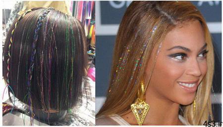 hair clip installed 1 - لمه مو چیست و چگونه نصب می شود؟