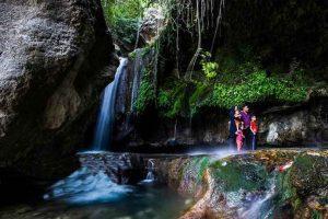 آبشار «تنگ تامرادی» یکی از اصلیترین جاذبههای استان کهگیلویه و بویراحمد سایت 4s3.ir