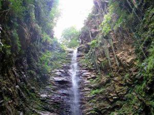 آبشار گَزو یکی از آبشار های زیبای مازندران سایت 4s3.ir