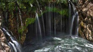 «آب ملخ»، ترسناک ترین آبشار ایران سایت 4s3.ir