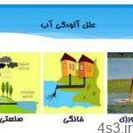 آلودگی های آب مصرفی چیست ؟ سایت 4s3.ir