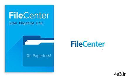 نرم افزار های اداری - دانلود FileCenter Suite v11.0.26 - نرم افزار مدیریت اسناد اداری