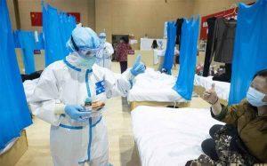 خبرهای پزشکی : ادامه کاهش فوتی های کرونا در چین/آمار قربانیان کرونا در آمریکا به ۲۱ تن رسید سایت 4s3.ir