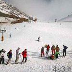 اسکی بازی در همدان، خراسان و فارس سایت 4s3.ir