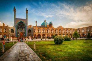 اصفهان؛ گردش در نصف جهان سایت 4s3.ir