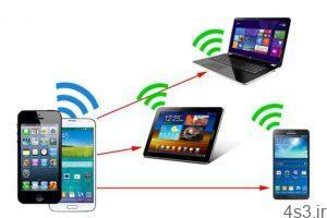 اینترنت؛از موبایل به لپتاپ سایت 4s3.ir