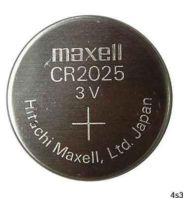 باتری سکه ای مکسل مدل CR2032 سایت 4s3.ir