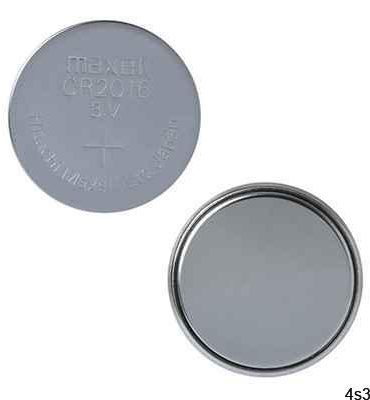باتری سکه ای مکسل مدل Maxell CR2016 سایت 4s3.ir