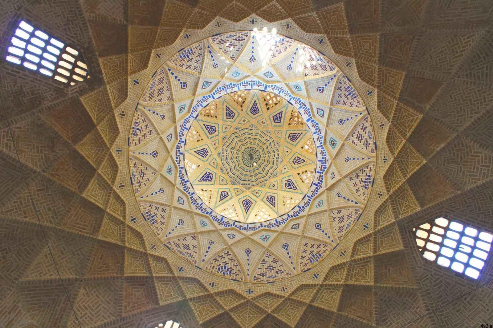 بازارهای تاریخی یزد سایت 4s3.ir