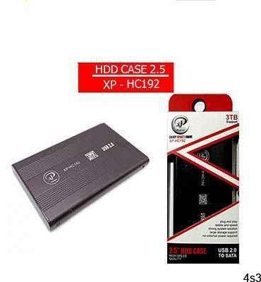 """باکس هارد""""۲٫۵ لپ تاپی XP-HC192 سایت 4s3.ir"""